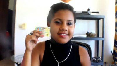La Dominicana Jennifer Es Una Saca Leche