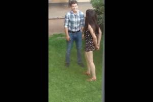 Pillan Al Profesor Masturbando A La Estudiante