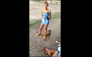 La Menor De Los Barrios De Brasil Enseña Su Ojete Al Publico