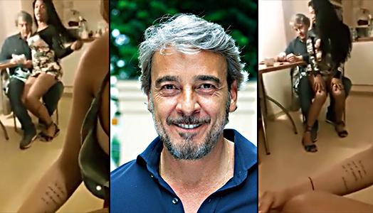 Se Filtra Vídeo Del Famoso Alexandre Borges Con Tres Transexuales