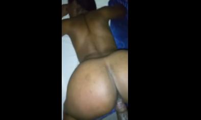 Menealo Coño, Dominicana Dice Este Culo Es Tuyo Papi